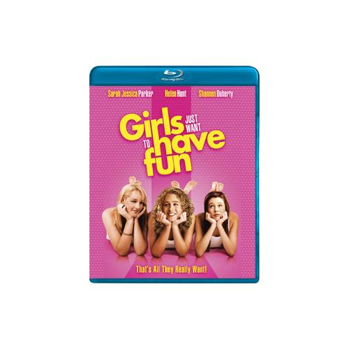 GIRLS JUST WANT TO HAVE FUN (BLU RAY) (WS/1.85:1) 14381796452