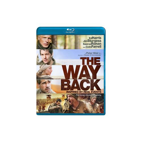 WAY BACK (BLU RAY) (WS/2.35:1) 14381693959