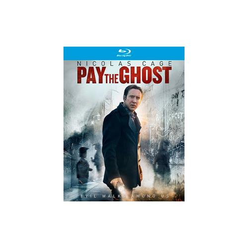 PAY THE GHOST (BLU RAY) (WS/2.35:1) 14381003901