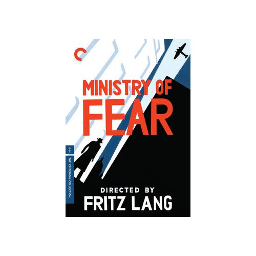 MINISTRY OF FEAR (DVD) (FF/1.37:1) 715515103510