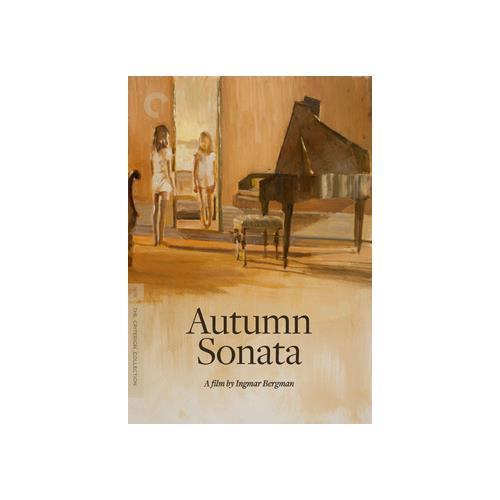 AUTUMN SONATA (DVD/FF 1.66/SWEDISH W/ENG SUB/2 DISC) 715515110112