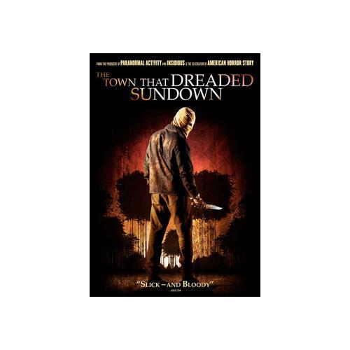 TOWN THAT DREADED SUNDOWN (DVD) 14381003017