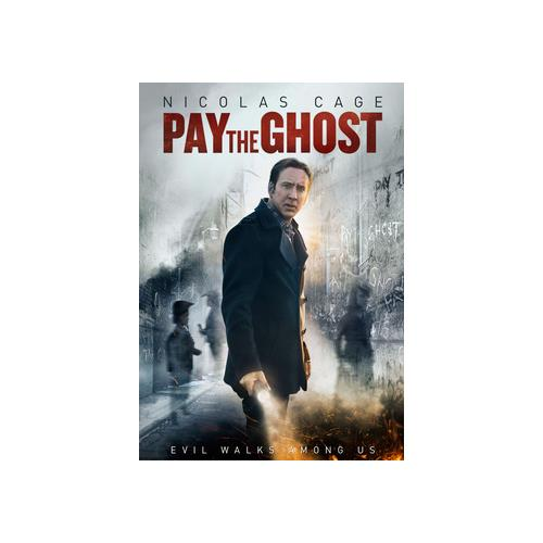 PAY THE GHOST (DVD) (WS/2.35:1) 14381002911