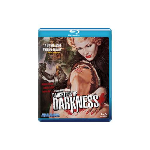 DAUGHTERS OF DARKNESS (BLU RAY) (ENG SDH/FREN/SPAN/WS) 827058701396