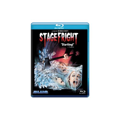 STAGEFRIGHT (BLU RAY/SPECIAL EDITION) (ENG W/ENG SDH/FREN&SPAN/SUB/16X9) 827058704793