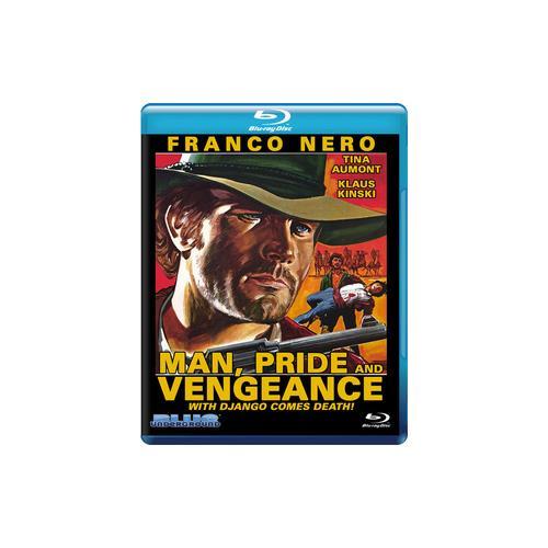 MAN PRIDE & VENGEANCE (BLU RAY) 827058704892