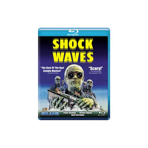 SHOCK WAVES (BLU RAY) (SPECIAL EDITION/16X9/WS/1.85:1) 827058704991