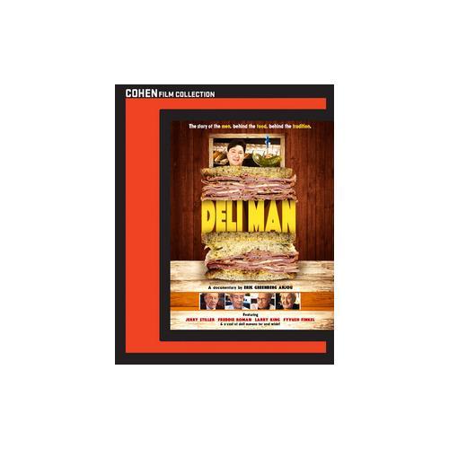 DELI MAN (BLU RAY) (16X9/WS/1.78:1/2.1) 741952792499