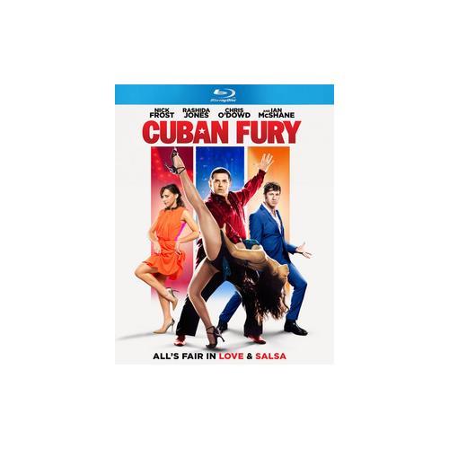 CUBAN FURY (BLU RAY) (ENG/SDH/16X9/1.78:1) 741952747291