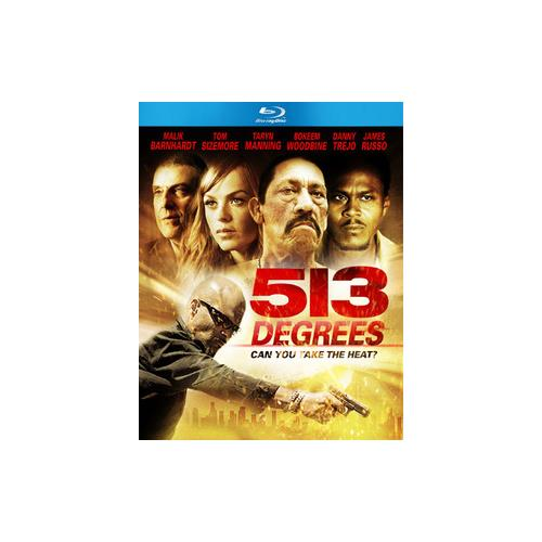513 DEGREES (BLU RAY) (ENG SDH/16X9/1.78:1) 741952767893