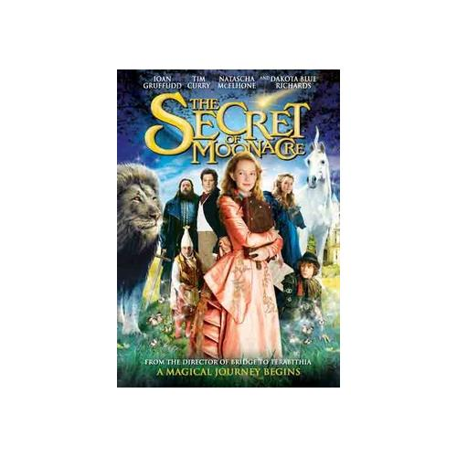 SECRET OF MOONACRE (DVD) 741952685197
