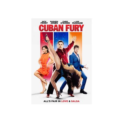 CUBAN FURY (DVD) (ENG/SDH/16X9/1.78:1) 741952747192