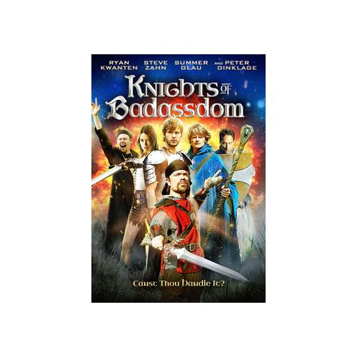 KNIGHTS OF BADASSDOM (DVD) (ENG SDH/16X9/2.40:1) 741952760191