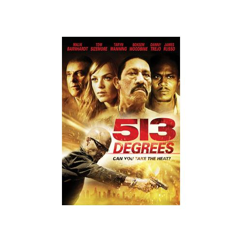 513 DEGREES (DVD) (ENG SDH/16X9/1.78:1) 741952767794
