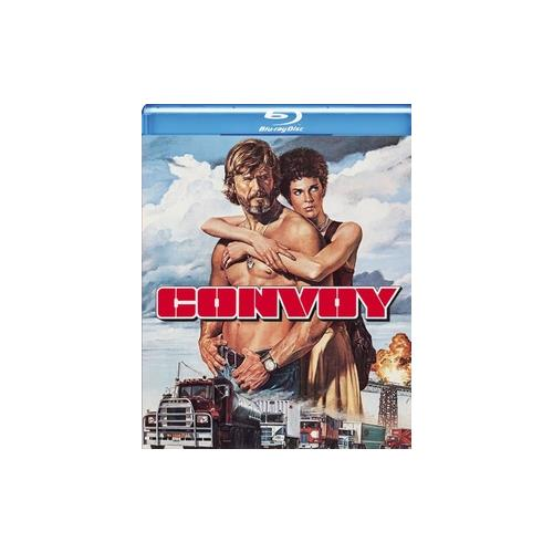 CONVOY (BLU-RAY/1978/WS 2.35) 738329160227