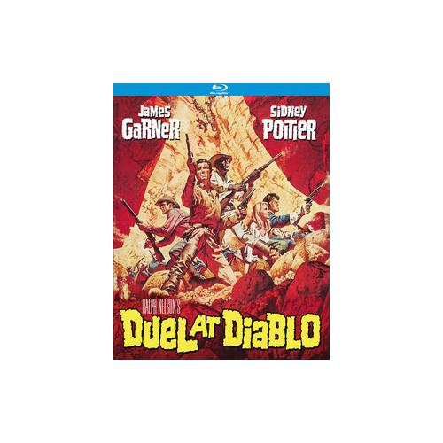 DUEL AT DIABLO (BLU-RAY/1966/WS 1.66) 738329133627