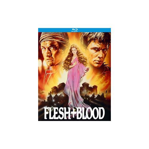 FLESH & BLOOD (1978/BLU-RAY) 738329139223