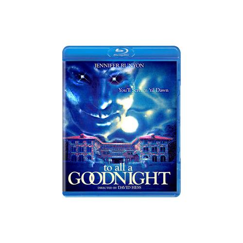 TO ALL A GOODNIGHT (BLU-RAY/1980) 738329145620