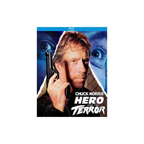 HERO & THE TERROR (BLU-RAY/1988/WS 1.85) 738329152321