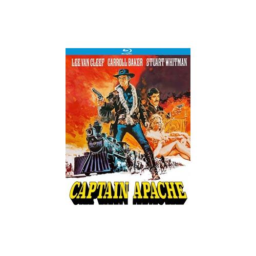CAPTAIN APACHE (BLU-RAY/1971) 738329154622