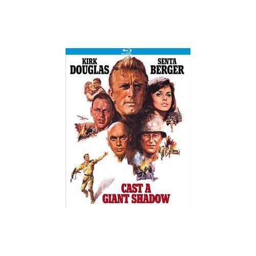 CAST A GIANT SHADOW (1966/BLU-RAY) 738329136222