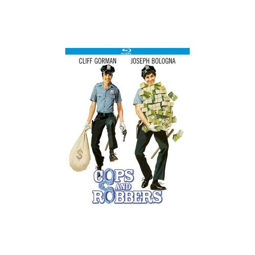 COPS & ROBBERS (BLU-RAY/1973/WS 1.85) 738329164027