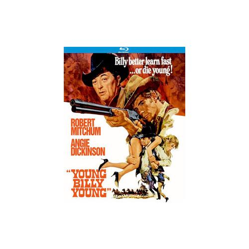 YOUNG BILLY YOUNG (BLU-RAY/1969/WS 1.85) 738329164423