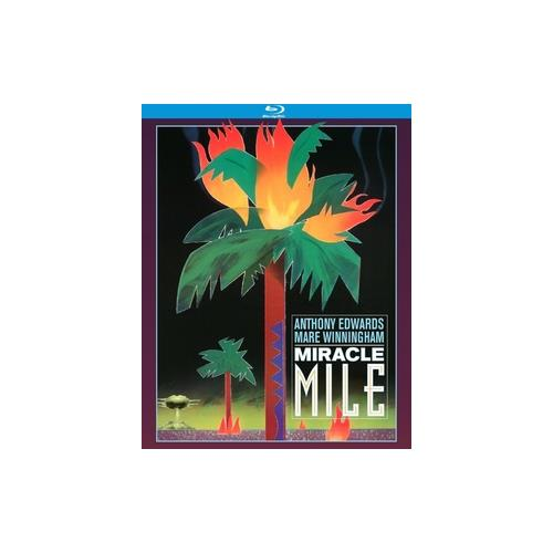 MIRACLE MILE (1988/BLU-RAY/WS 1.85) 738329165222
