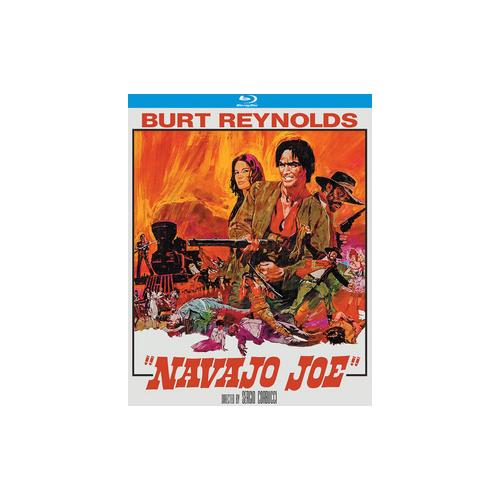 NAVAJO JOE (BLU-RAY/1967/WS 2.35) 738329169220