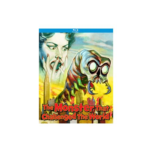 MONSTER THAT CHALLENGED THE WORLD (BLU-RAY/1957/WS 1.85) 738329173326