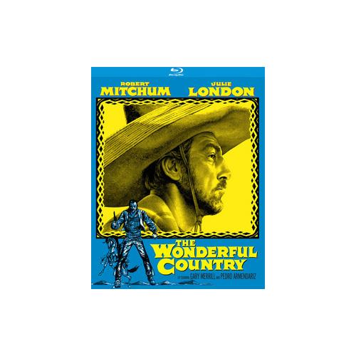 WONDERFUL COUNTRY (BLU-RAY/1959/WS 1.66) 738329173623