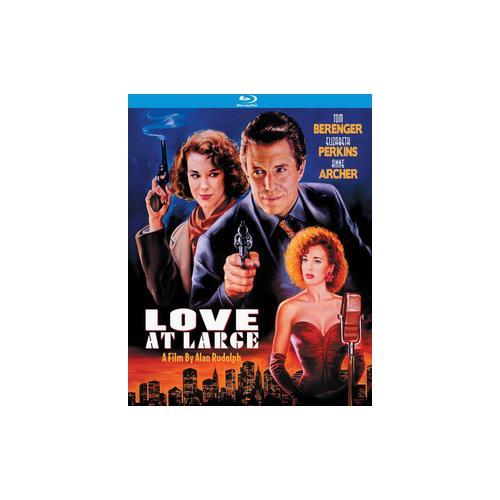 LOVE AT LARGE (BLU-RAY/1990) 738329174422