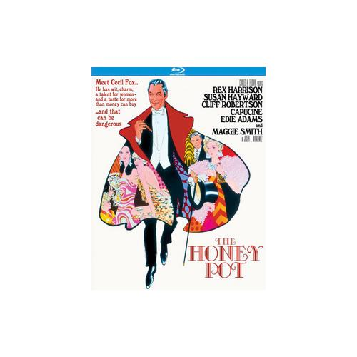 HONEY POT (BLU-RAY/1967/WS 1.85) 738329175528
