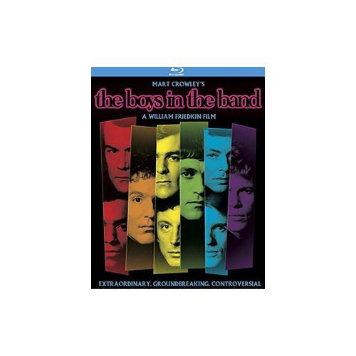 BOYS IN THE BAND (BLU-RAY/1970/WS 1.85) 738329176525