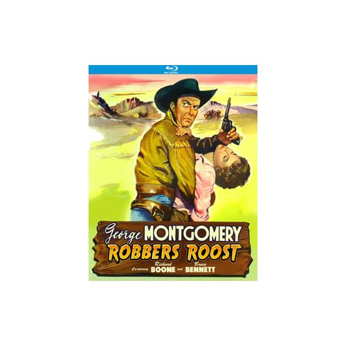 ROBBERS ROOST (BLU-RAY/1955) 738329185022
