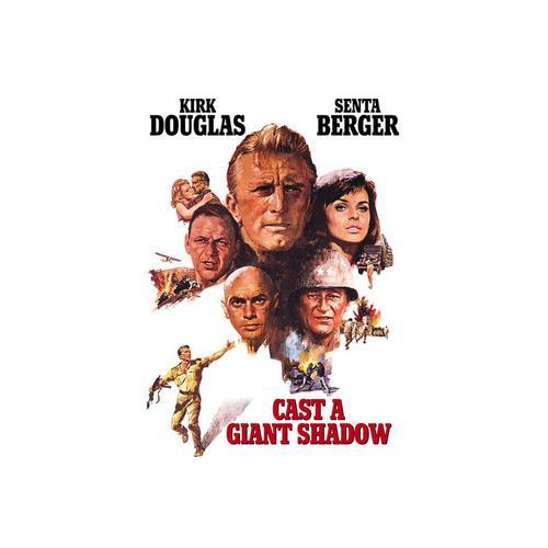 CAST A GIANT SHADOW (1966/DVD) 738329136123