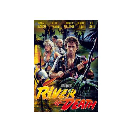 RIVER OF DEATH (DVD/1989/WS 1.85) 738329153922