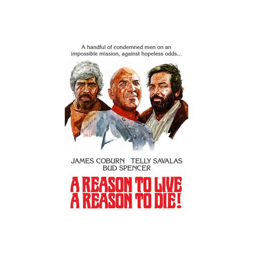 REASON TO LIVE A REASON TO DIE (DVD/1972/WS 2.35) 738329169329