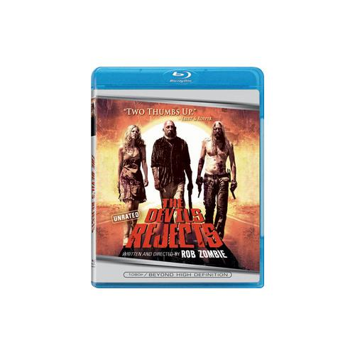 DEVILS REJECTS (BLU RAY) (WS/ENG/ENG SUB/SPAN SUB/6.1) 31398195078