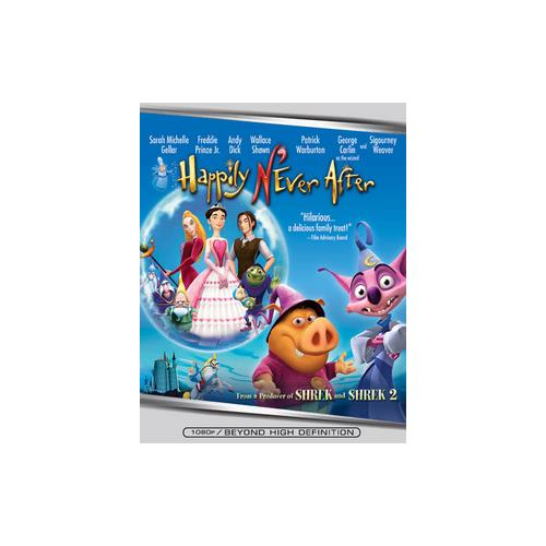 HAPPILY NEVER AFTER (BLU RAY) (WS/ENG/ENG SUB/SPAN/SPAN SUB/5.1) 31398211877