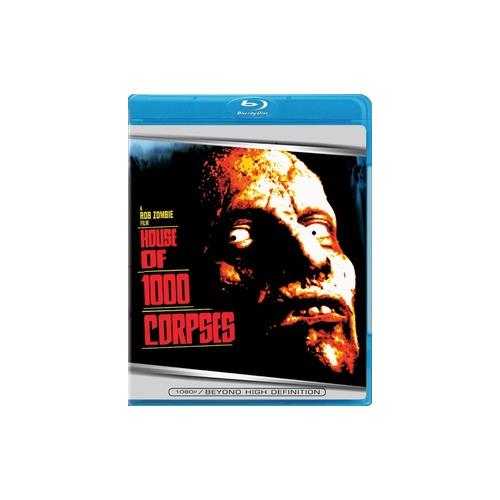 HOUSE OF 1000 CORPSES (BLU RAY) (WS/ENG/ENG SUB/SPAN SUB/7.1 DTS HD) 31398218180