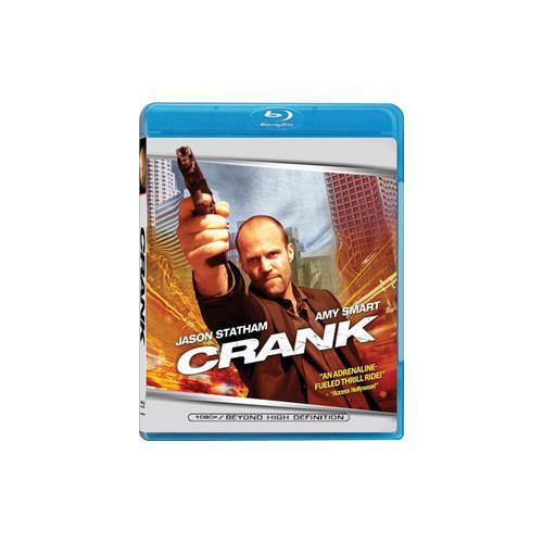 CRANK (BLU RAY) (WS) 31398206972