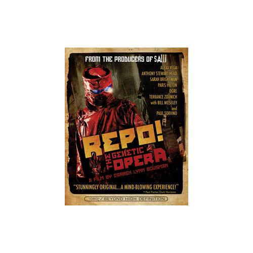 REPO THE GENETIC OPERA (BLU RAY) (WS/ENG/ENG SUB/SPAN SUB/7.1 DTS) 31398106418
