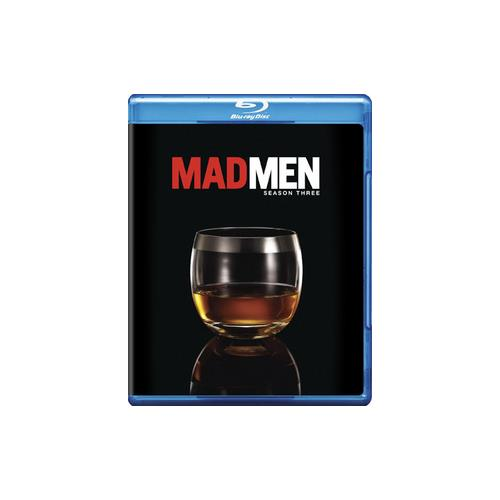 MAD MEN SEASON 3 (BLU RAY) (WS/ENG/ENG SUB/SPAN SUB/5.1 DTS) 31398114437