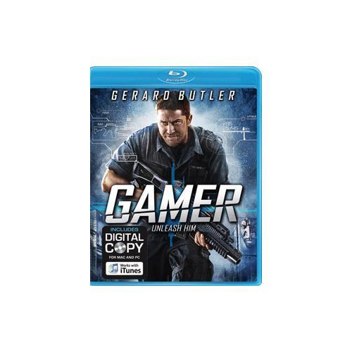 GAMER (BLU RAY)(FF/ENG/ENG SUB/FREN/SPAN SUB/5.1 7.1 DTS-HD) 31398116769