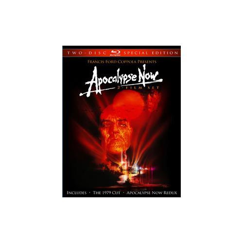 APOCALYPSE NOW (BLU RAY) (2-FILM SET/WS/ENG/ENG SUB/SPAN SUB/FREN/5.1 DTS) 31398126201