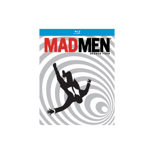 MAD MEN SEASON 4 (BLU RAY) (WS/ENG/ENG SUB/SPAN SUB/ENG SDH/5.1 DTS-HD) 31398127611