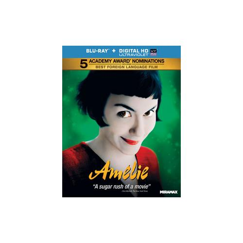 AMELIE (BLU RAY) (WS/ENG SUB/FRENCH/SPAN/5.1 DTS-HD/UV DIGITAL COPY) 31398140573