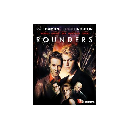 ROUNDERS (BLU RAY) (WS/ENG/ENG SUB/SPAN SUB/5.1 DTS-HD) 31398141747