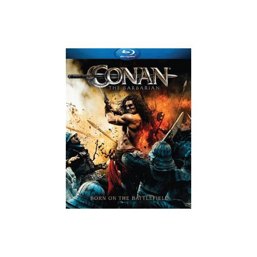CONAN THE BARBARIAN 2011 (BLU RAY) 2-D 31398145554